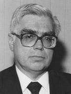 Desembargador Federal Silvio Dobrowolski, integrante da composição original do TRF da 4ª Região