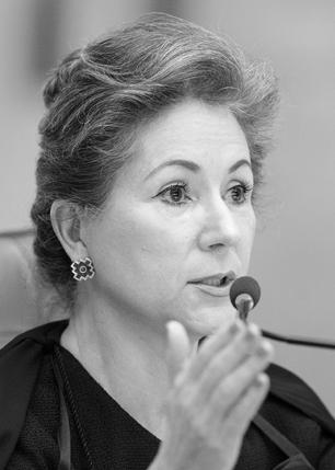 Desembargador Federal Ellen Gracie Northfleet