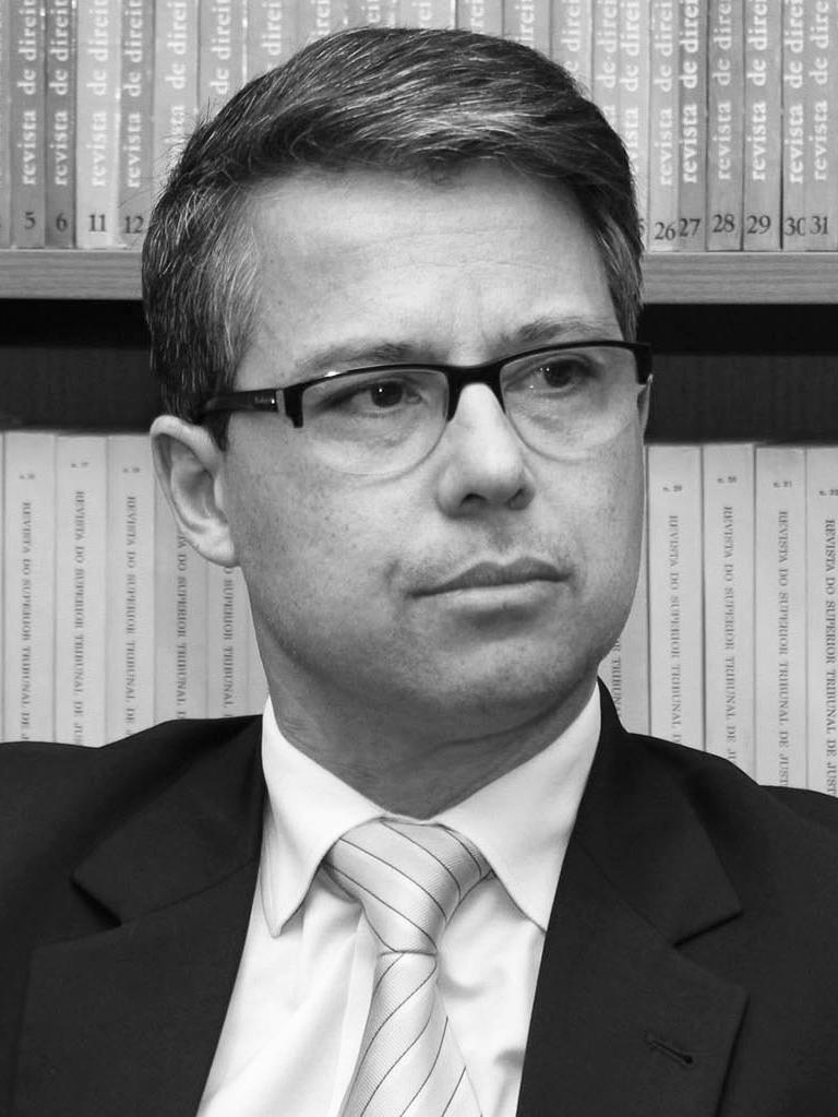 Desembargador Federal Victor Luiz dos Santos Laus, coordenador dos JEFs da 4ª Região entre 2013 e 2014